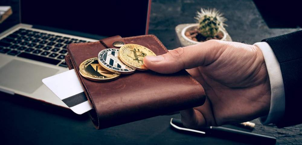holding cryptocurrency